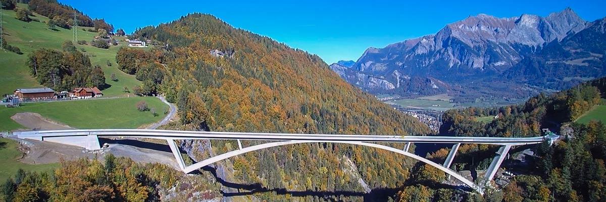 News über Luftaufnahmen & Drohnen aus der Schweiz