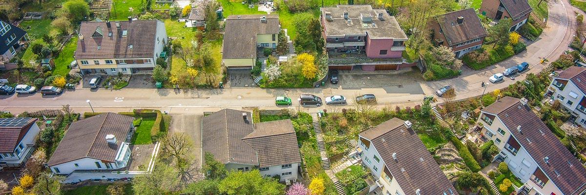 Offertanfrage für eine Luftaufnahme / Luftbild mit einer Drohne