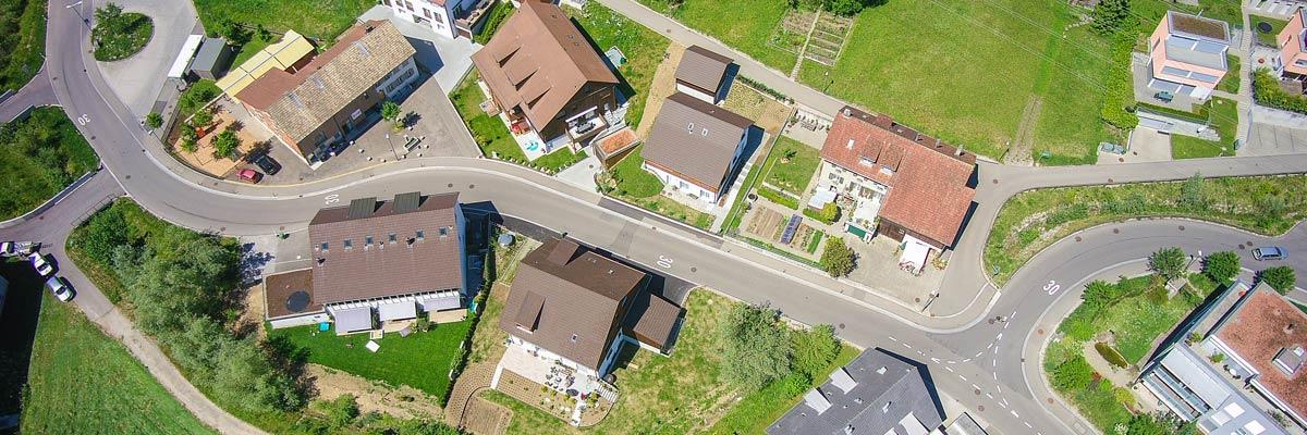 Luftaufnahmen & Drohnenkurse aus Winterthur