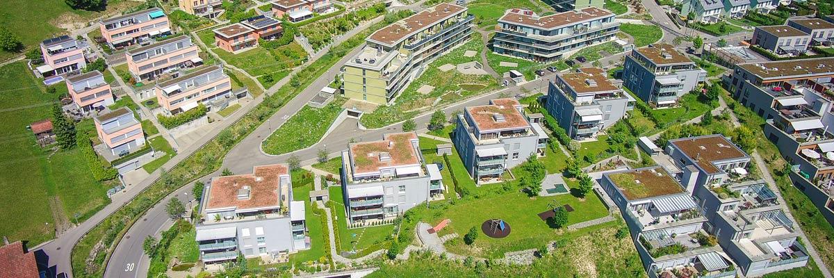 Professionelle Drohnen Luftaufnahmen / Luftbilder ab CHF 230.00