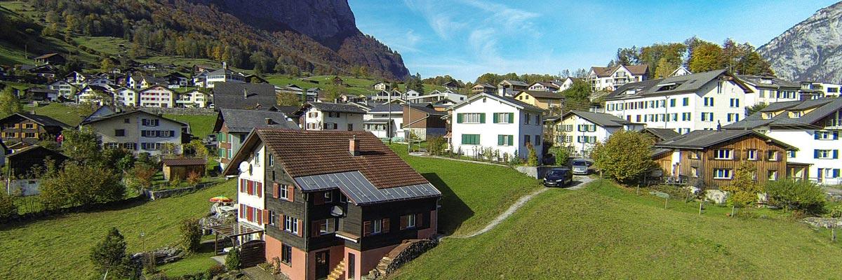 Professionelle Drohnen & Luftaufnahmen aus der Schweiz