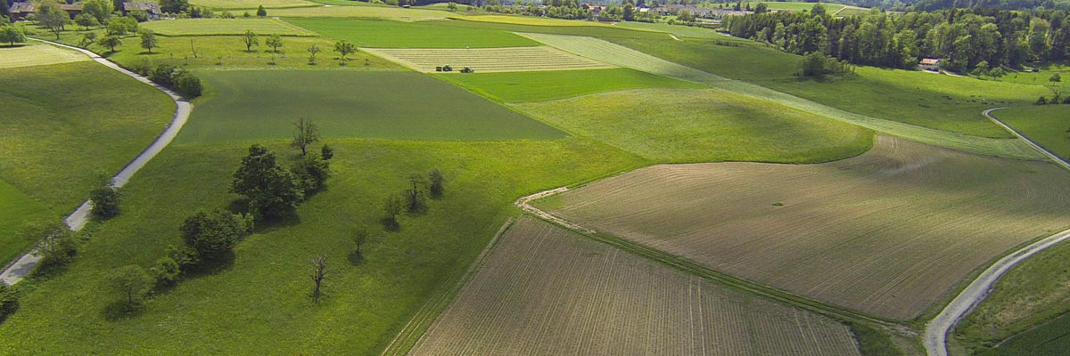 Beispiele von Luftaufnahmen & Luftbilder mit einer Drohne