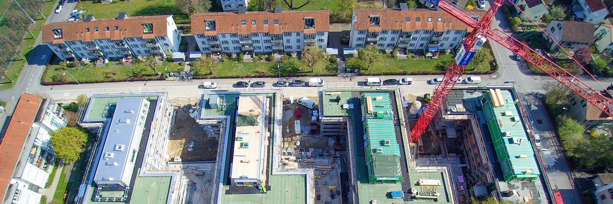 Preise und Beispiele für Luftaufnahmen / Luftbilder mit einer Drohne