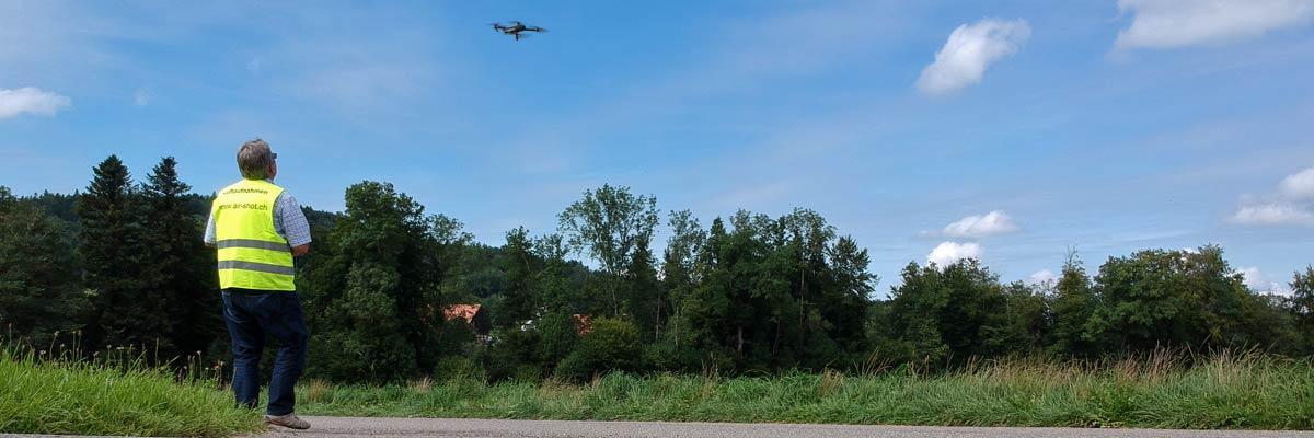 Professionelle Drohnenkurse - Drohnen Schulung für Einsteiger und Fortgeschrittene