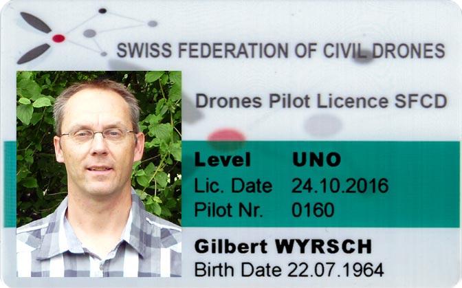 Professionelle Luftaufnahmen & Drohnenkurse