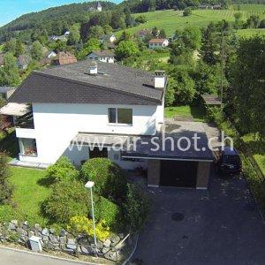 Luftaufnahme aus der Region Weinfelden