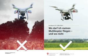 Riskieren Sie nichts und lernen Sie sicher mit einer Drohne und den gesetzlichen Erfordernissen umzugehen.