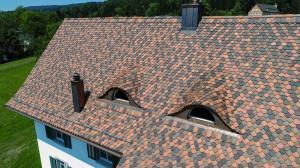 Auch Dächer können entzücken. Ein Dach, welches nicht nur Gebäude und seine Bewohnern schützt.
