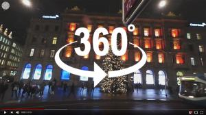 Mit einem 360 Grad Video der Weihnachtsbeleuchtung in Zürich wünsche ich Ihnen schöne Festtage und einen guten Rutsch ins neue Jahr.