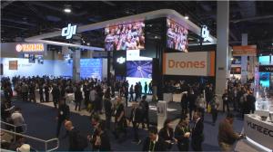 In diesem Jahr waren 47 Drohnen Hersteller vor Ort. Das CES-Video gibt Ihnen einen kompakten Überblick über die Drohnen Ausstellung.