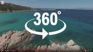 Im Gegensatz zum traditionellen Film gibt es bei 360 Grad Videos keinen vordefinierten Bildausschnitt. Hier bestimmen die Betrachter selbst, wohin sie blicken möchten.